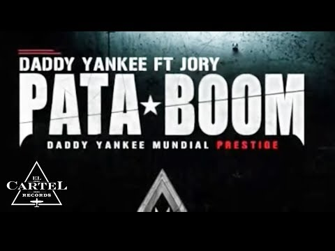 Daddy Yankee - Pata Boom Ft. Jory [Official Audio]