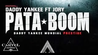 Daddy Yankee Pata Boom ft Jory Official Audio