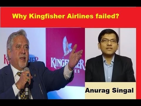 Why Kingfisher Airlines failed | Vijay Mallya