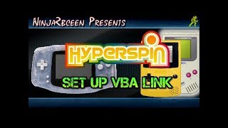 Hyperspin-VBA Link Set up