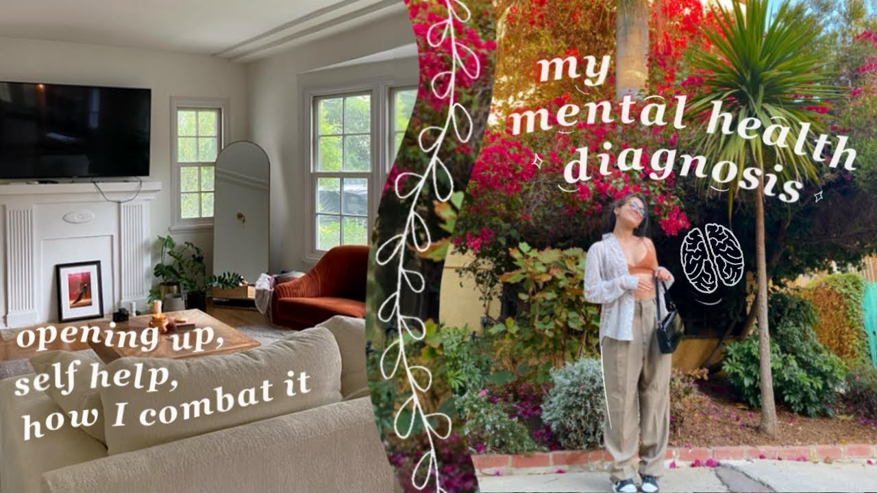 Download my mental health diagnosis: opening up, self help, and how I combat it