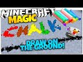 Minecraft Redstone MAGIC CHALK No Mods Drawing Contest Minecraft Vanilla Mod mp3
