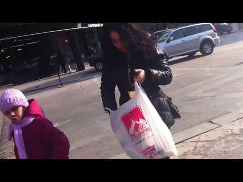 Small Flashmob In Erevan