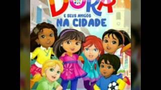 Dora e seus amigos na cidade- como fazer um navio pirata