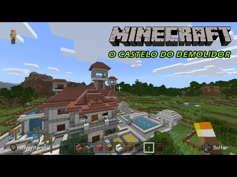 ao-vivo-detonando-minecraft---o-castelo-do-demolidor-nerd!