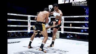 GLORY 57: Sitthichai vs Marat Grigorian (Lightweight Title Match) - Full Fight