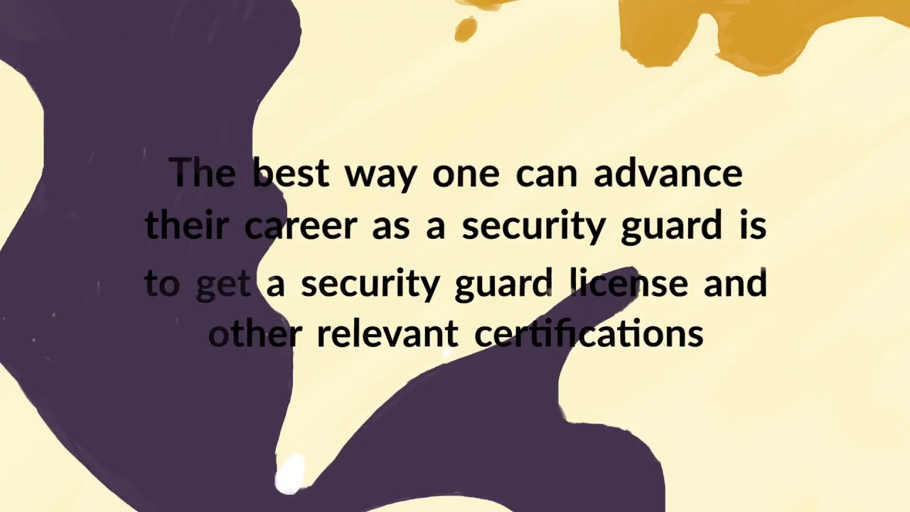 Northern Force Security Delineates the Secrets of Acquiring Security Guard License in Toronto