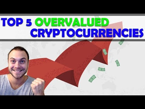 👉 Top 5 Over-Valued Cryptocurrencies 🤑 cryptosomniac.com/advantage
