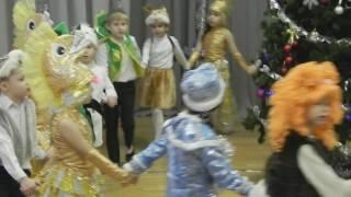 Новый год 2017 в детском саду