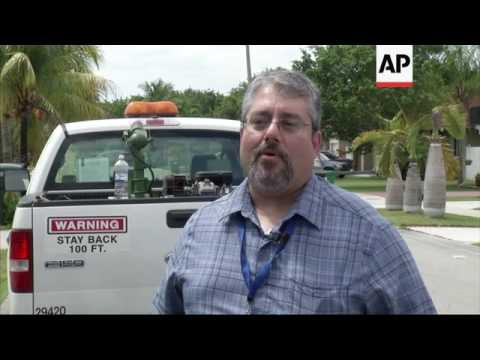 Miami-Dade Officials Proactive Against Zika