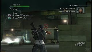 50 Cent: Bulletproof PS2 Gameplay HD (PCSX2)