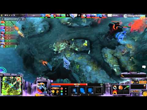 Life's Good vs SPORTiNg - Dota 2 Belarus League - Season 1