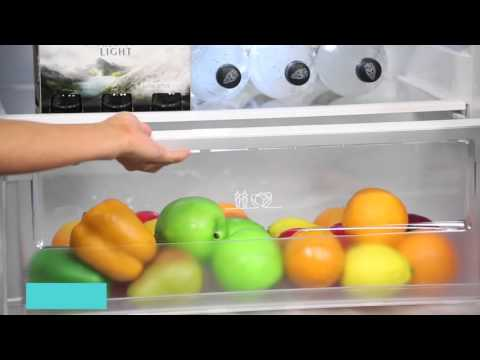 430l electrolux bottom mount fridge ebe4300sdrh reviewed by product expert appliances online