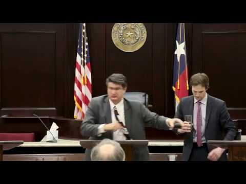 Tyler County District Attorney Candidates Debate - 2-5-2018