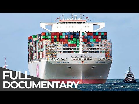 World's Biggest, Fastest Ships | Ultimate Vehicles | S01 E01
