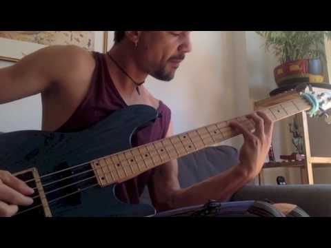 Eleanor Rigby - Chords Melody Bass Cover by Abel del Fresno
