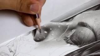 Curso de Desenhos Realistas - Efeitos de Água - Charles Laveso