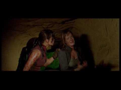 The Descent Deleted Scene: Juno And Rebecca