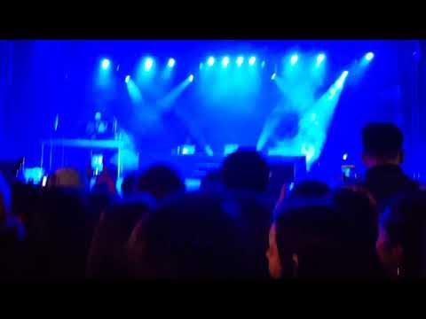 Intro Show + Work + Fall/ Caída De Iggy ~ Iggy Azalea In Chile