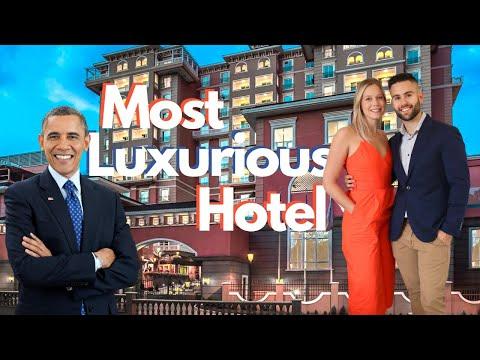Most Luxurious Hotel in Nairobi Kenya / President Barack Obama Stayed Here 🇺🇸