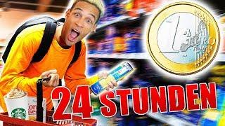 24 Stunden mit 1€ überleben