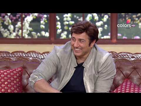 Comedy Nights With Kapil - Sunny Deol's Reply To The Doctor