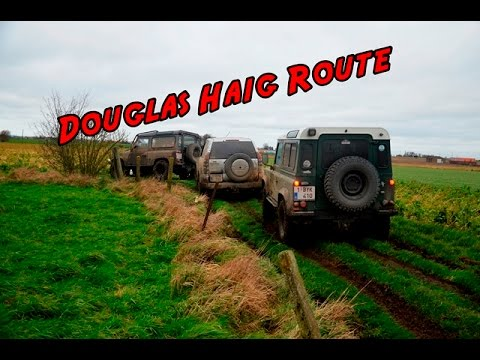 Douglas Haig Route [HD] (in collaboration with Offroad Channel)