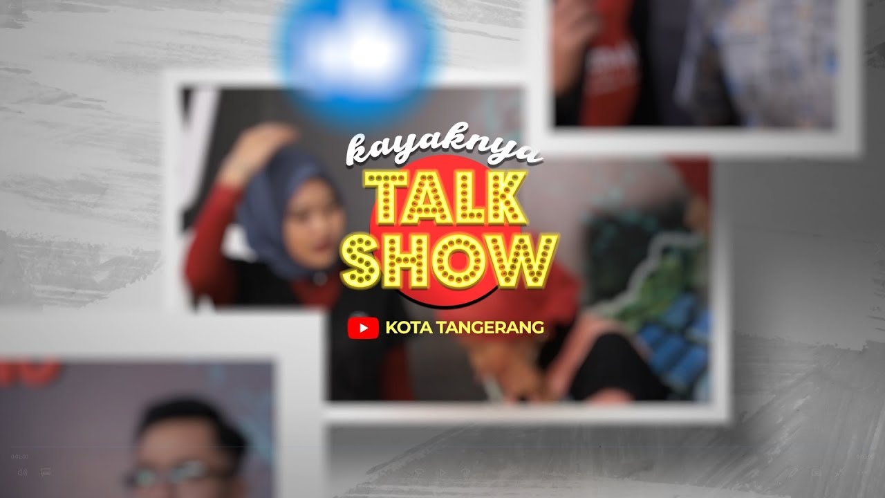 KAYAKNYA TALKSHOW #3   Kalo Sakit Hati Enak Dibawa Lari [Tangerang TV]