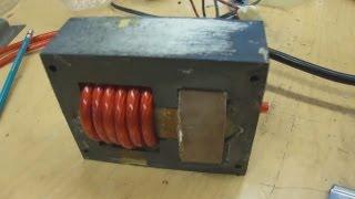 TV Transformer Second High Current Mod