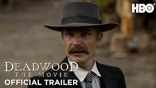 Deadwood The Movie 2019 Official Trailer Hbo Youtube
