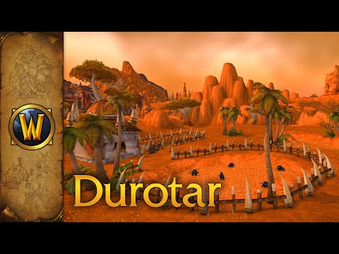 World of Warcraft - Music & Ambience - Durotar and the Echo Isles