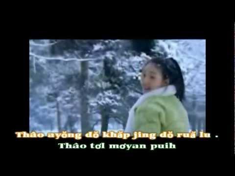 Nanao sa mơyan puih  vs mãi mãi một mùa đông (  Jarai Lyrics )
