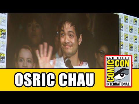 Osric Chau Crashes Supernatural Comic Con Panel!