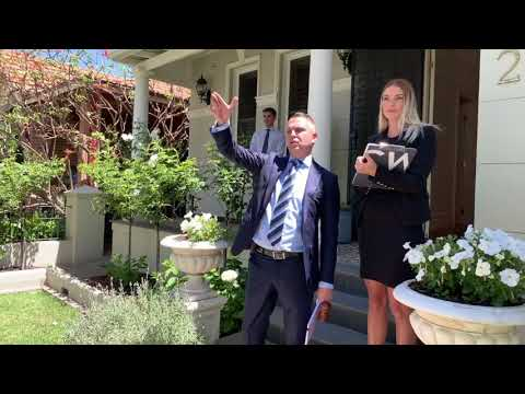Clarence White Auctioneer sets suburb record at Concord West auction