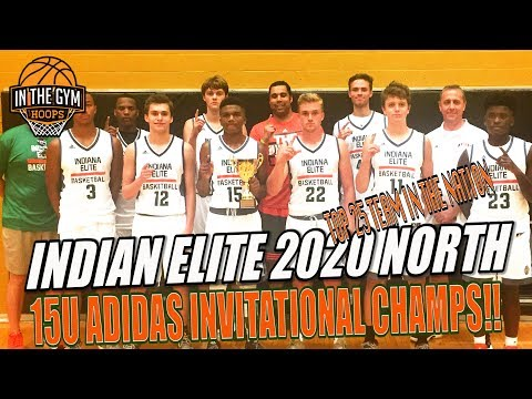TOP 25 Team In The Nation Indiana Elite 2020 NORTH WIN ADIDAS INVITATIONAL