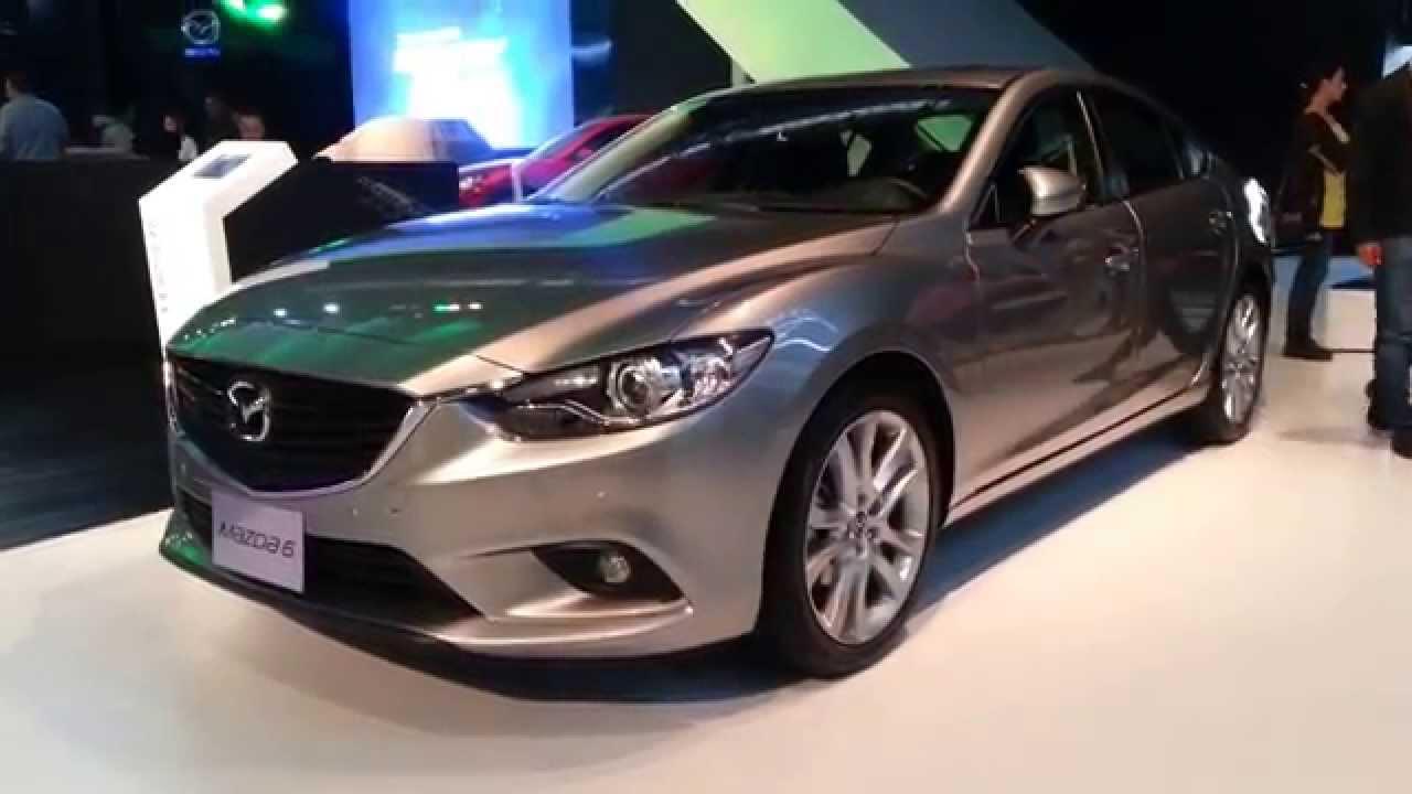 Mazda 6 Titanium 2015 Flash Exterior Caracteristicas Precio Colombia