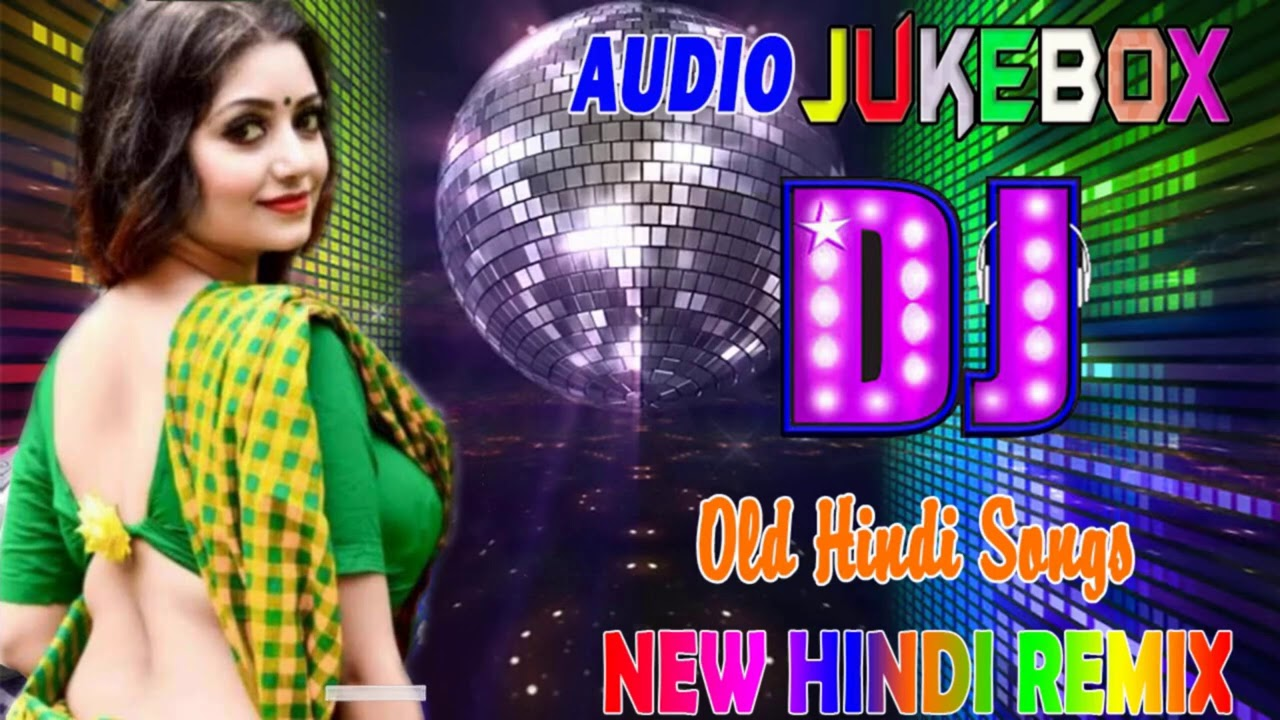 90s Old Hindi Dholki MIX Dj Song - Nonstop Romantic Hindi Dj Remix ❤️Dj_Remix_Mashup || JUKEBOX DJ