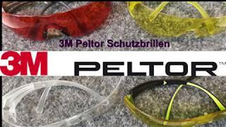 gunvlog - 3M Peltor Schutzbrillen