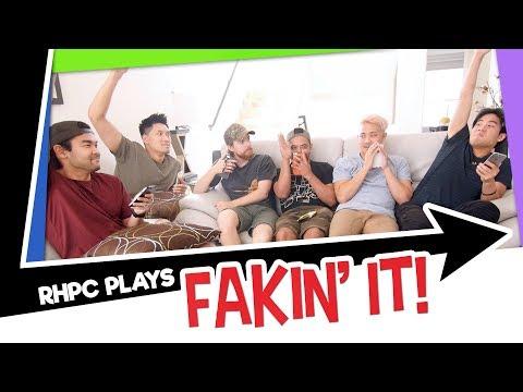 RHPC Plays  Fakin' it !