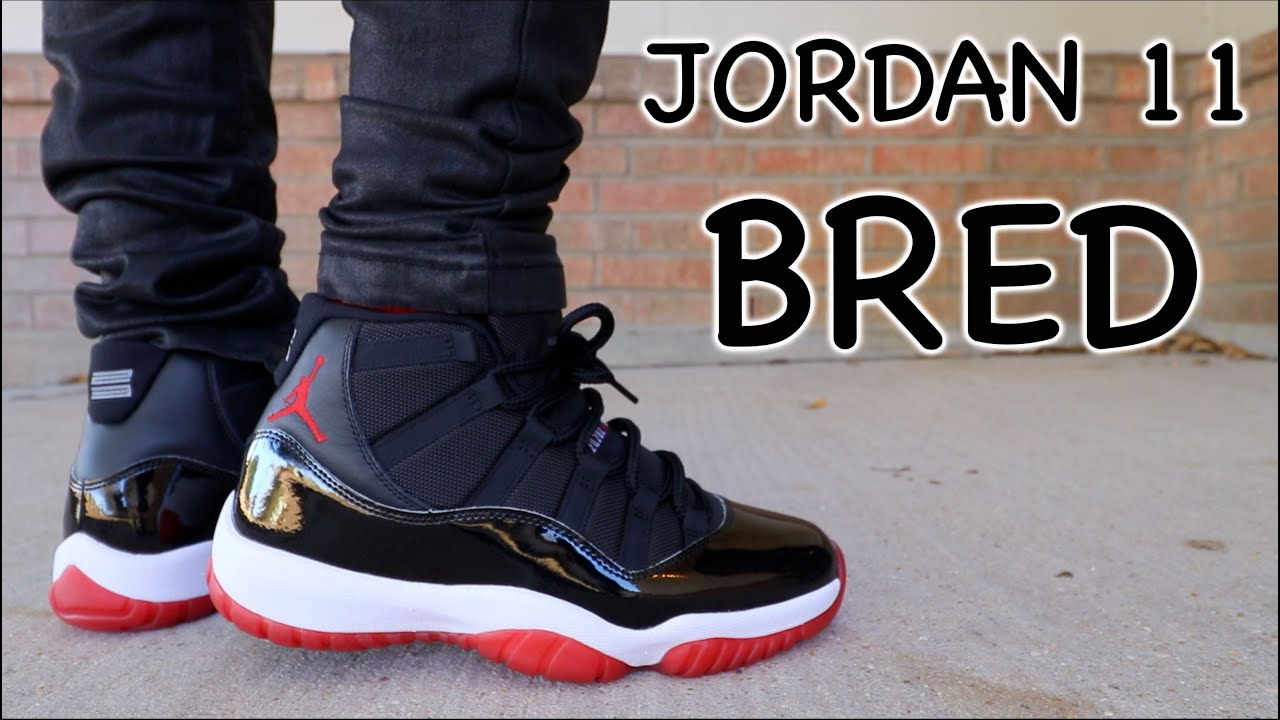 I Got My Air Jordan 11 Bred For Way Under Retail After Camping