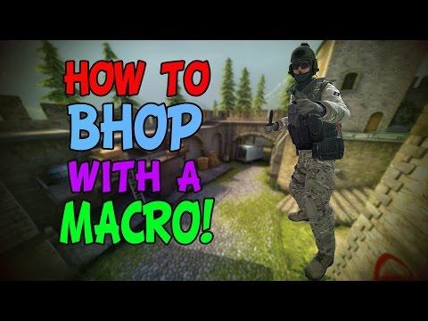 How to learn bunny hop in cs go