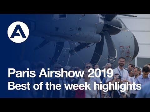 Paris Airshow 2019: Best of the week highlights