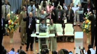 Movimiento Misionero Mundial Profecia en el Congreso Europeo 2011