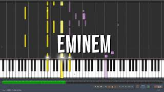 Eminem - Lucky You (feat. Joyner Lucas)(piano cover) | FizzyPiano