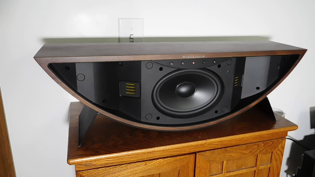 Martin Logan Crescendo X Networked Speaker Review - SECRETS of Home ...