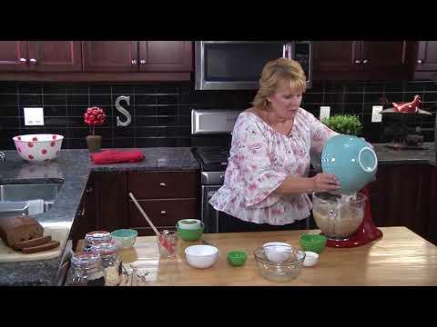Sue's Gluten Free Zucchini Bread