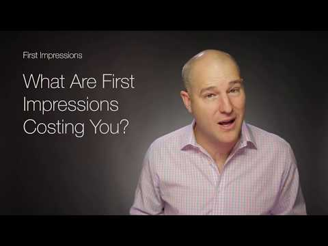 What Are 1st Impressions Costing You?