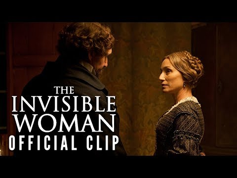 The Invisible Woman | Official Clip HD (2014)