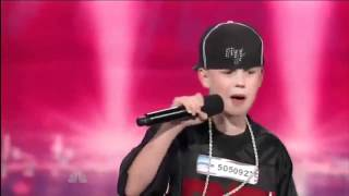 vuclip 11 years old kid better then Eminem?