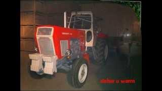 Fortschritt Zt 300 ZT300 1A  Restauration Traktor DDR